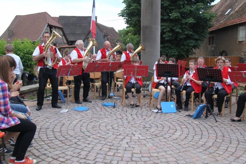 Fête de la Musique à Wangen samedi 22 juin 2013 place de l'église à 19 h Img_3831