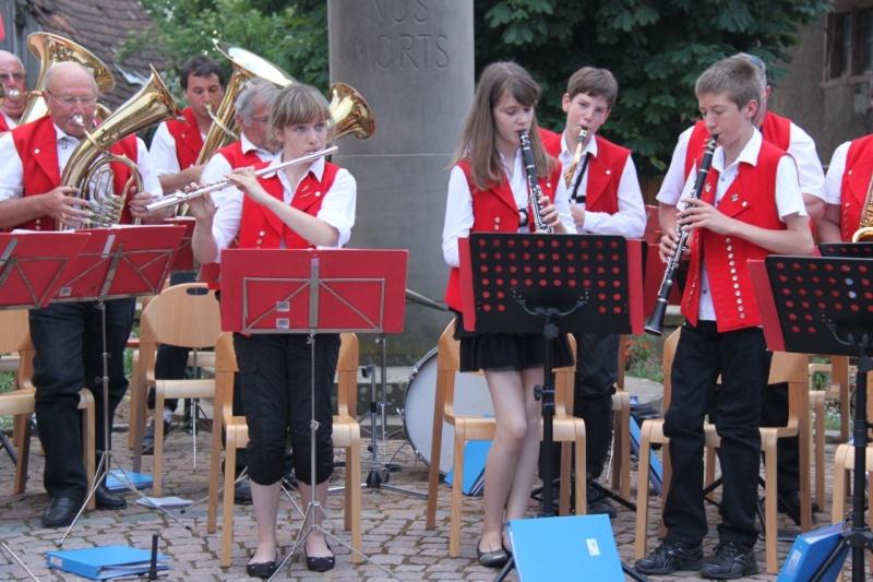 Fête de la Musique à Wangen samedi 22 juin 2013 place de l'église à 19 h Img_3832
