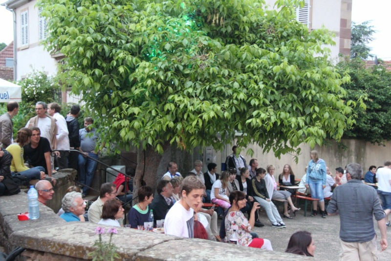Fête de la Musique à Wangen samedi 22 juin 2013 place de l'église à 19 h Img_3915