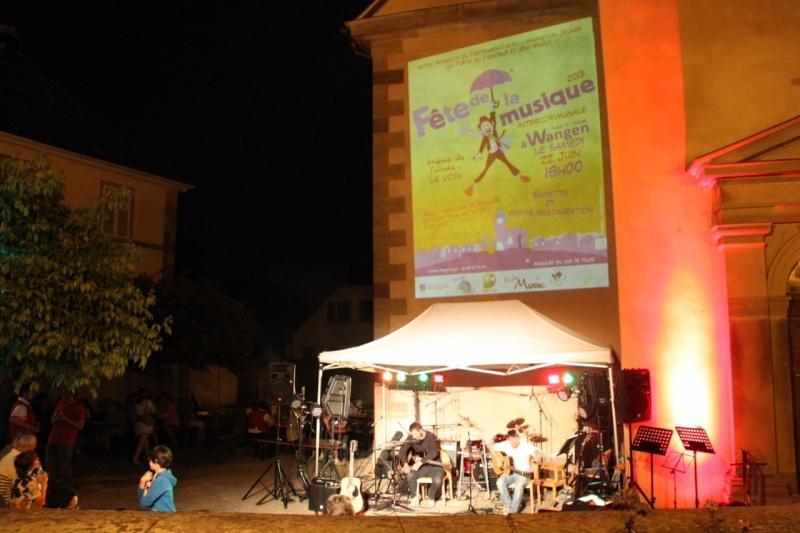 Fête de la Musique à Wangen samedi 22 juin 2013 place de l'église à 19 h Img_3940