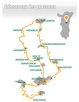 Le Marathon du Vignoble d'Alsace à Wangen le 16 juin 2013 Parcou10