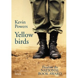[Powers, Kevin] Yellow birds Birds10