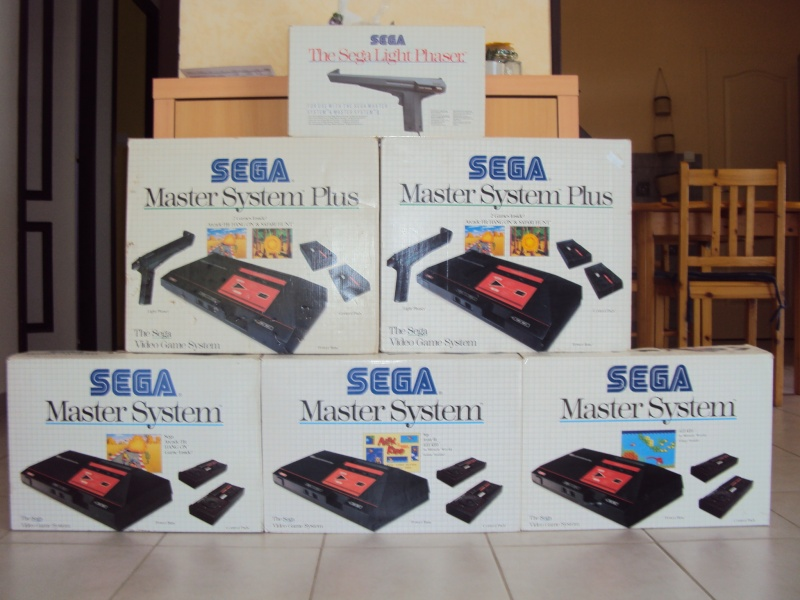 Collection Master system Goldmarkus 00214