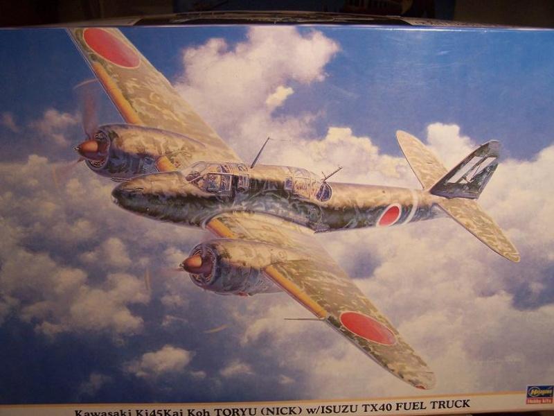peinture - Kawasaki Ki 45 Nick 1/48° FINI !! - Page 2 Ki45co10