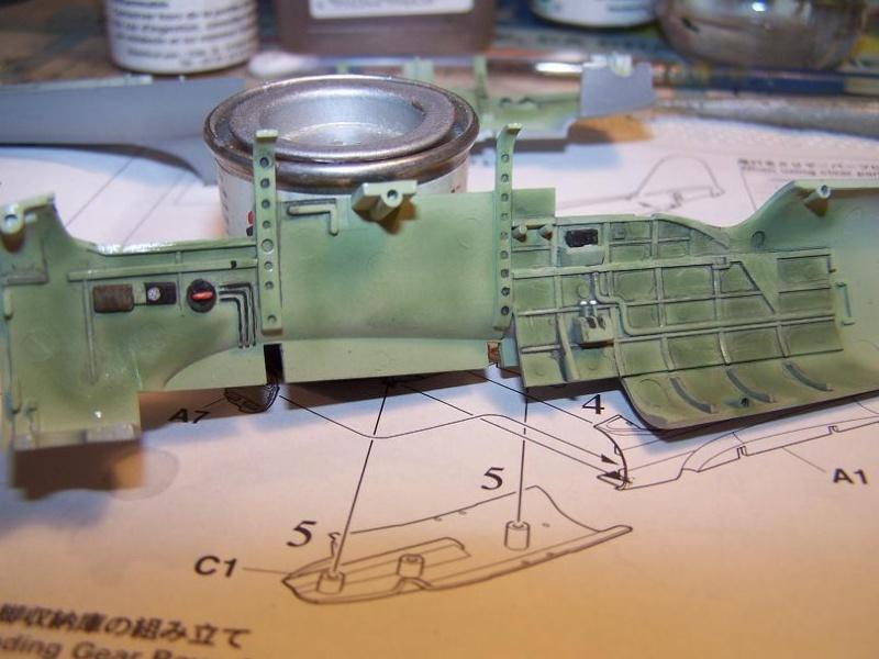 peinture - Kawasaki Ki 45 Nick 1/48° FINI !! - Page 2 Ki45co12