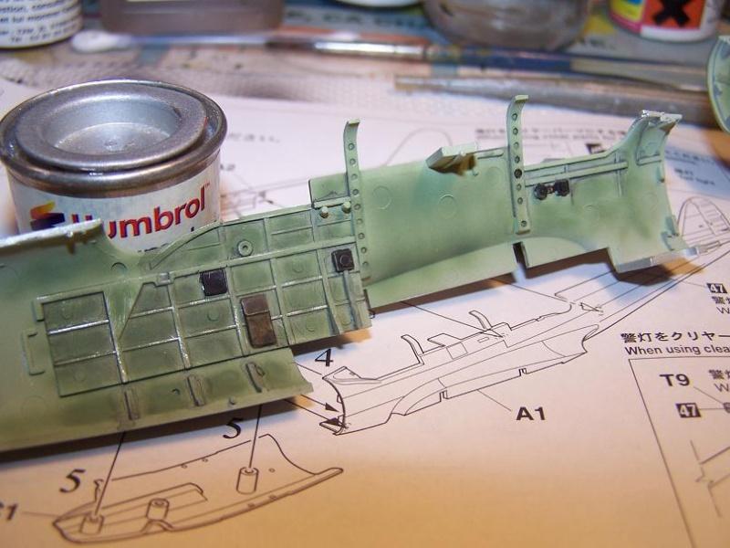 peinture - Kawasaki Ki 45 Nick 1/48° FINI !! - Page 2 Ki45co13