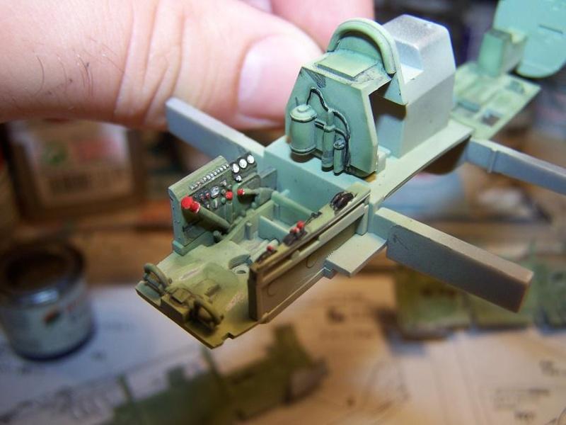 peinture - Kawasaki Ki 45 Nick 1/48° FINI !! - Page 2 Ki45co14