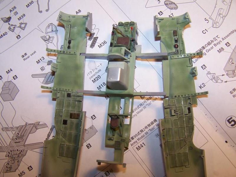 peinture - Kawasaki Ki 45 Nick 1/48° FINI !! - Page 2 Ki45co16