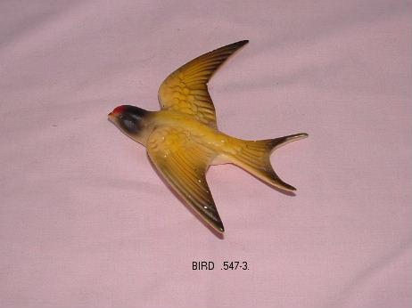 Crown Lynn Swallow 547-3 from hon-john 547-310