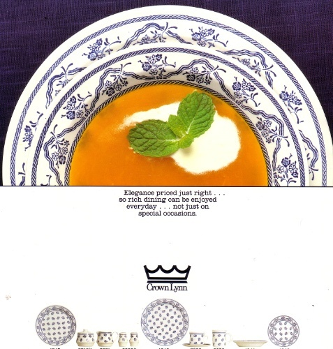 Chelsea Crown Lynn Tableware Chelse10