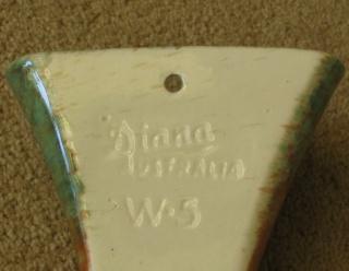 Diana wall vase Diana_11
