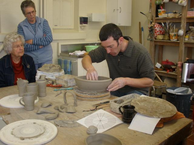 Duncan Shearer Workshop 12th August 2009 Duncan11