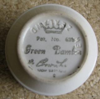 Green Bamboo eggcup Img_1110