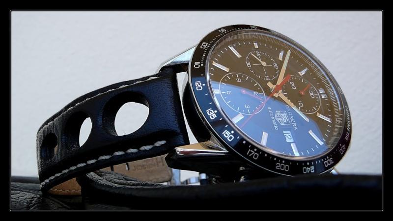 Carrera et bracelet pilote 10072010
