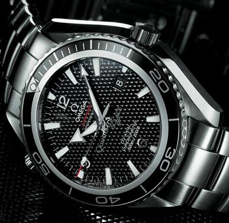 Une montre, une chanson... Omega-10