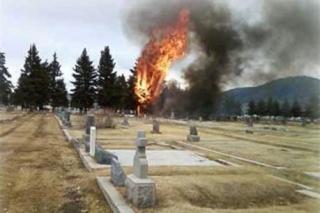 Crash d'avion a Bulle dans le Montana Photo_10