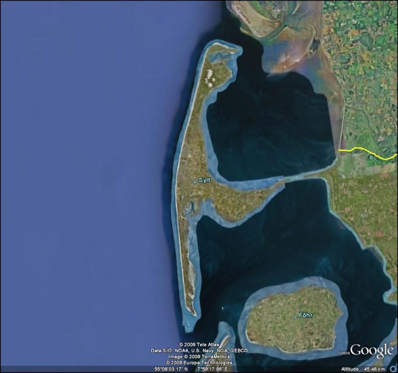 THALASSA (La Route du Rhum édition 2010) Sylt10