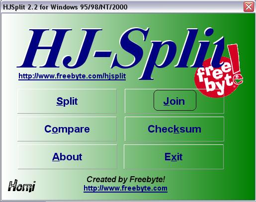 تحميل وشرح برنامج Hjsplit لفك ملفات الافلام بامتدادات مختلفه - صفحة 11 110