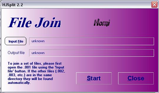 تحميل وشرح برنامج Hjsplit لفك ملفات الافلام بامتدادات مختلفه - صفحة 11 210