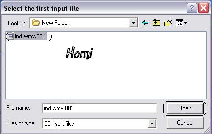 تحميل وشرح برنامج Hjsplit لفك ملفات الافلام بامتدادات مختلفه - صفحة 11 310
