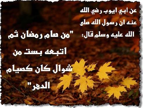 موسوعة علميه عن شهر رمضان M_1010