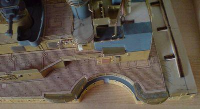 John`s Schlachtschiff Bismarck 1:200 von Amati - Seite 2 Abschn19