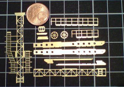 John`s Schlachtschiff Bismarck 1:200 von Amati Bauabs29