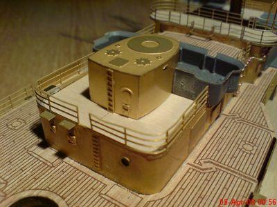 John`s Schlachtschiff Bismarck 1:200 von Amati - Seite 2 Bauabs45
