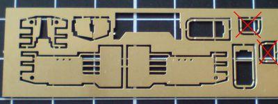 John`s Schlachtschiff Bismarck 1:200 von Amati - Seite 2 Bauabs51