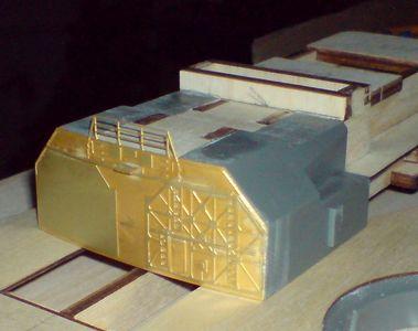 John`s Schlachtschiff Bismarck 1:200 von Amati - Seite 2 Bauabs56