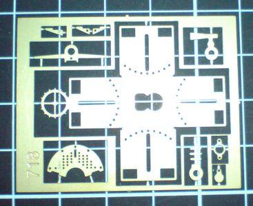 John`s Schlachtschiff Bismarck 1:200 von Amati - Seite 2 Bauabs58