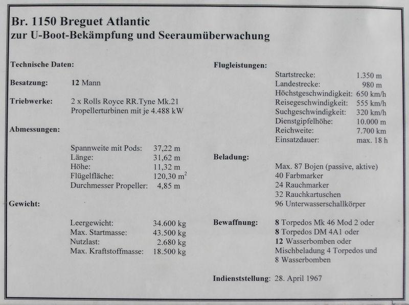 Luftwaffenmuseum Berlin Gatow Br115010