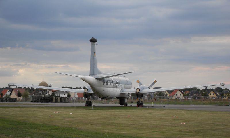 Luftwaffenmuseum Berlin Gatow Br115012