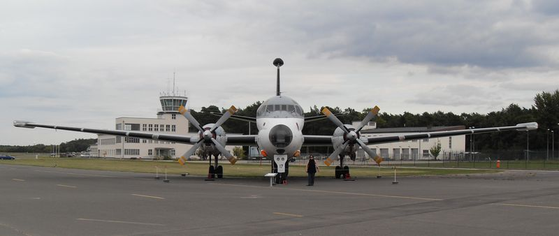 Luftwaffenmuseum Berlin Gatow Br115018