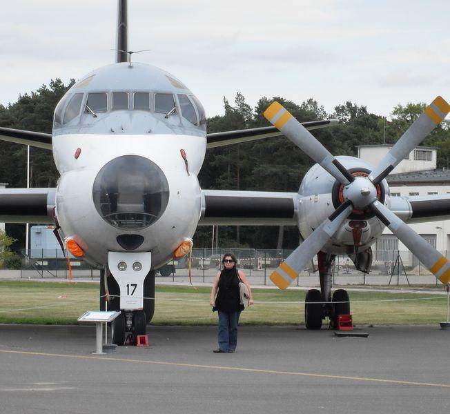 Luftwaffenmuseum Berlin Gatow Br115020