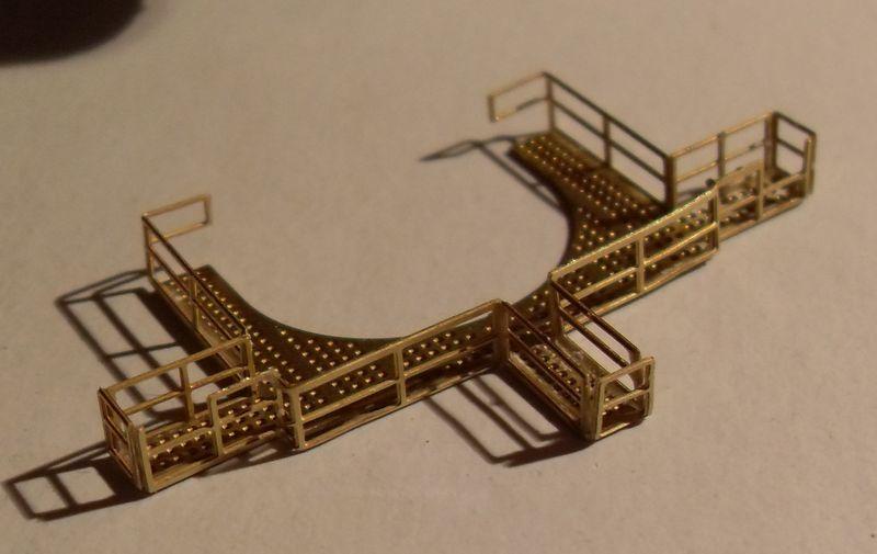 John`s Schlachtschiff Bismarck 1:200 von Amati - Seite 3 Gefech15