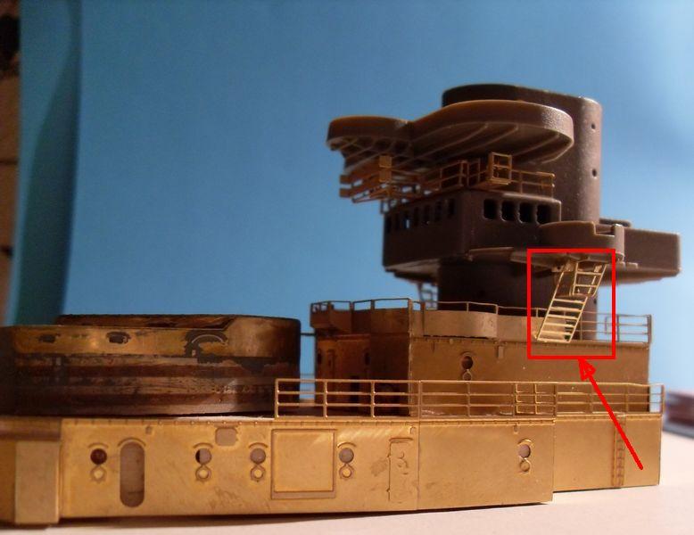 John`s Schlachtschiff Bismarck 1:200 von Amati - Seite 3 Gefech26