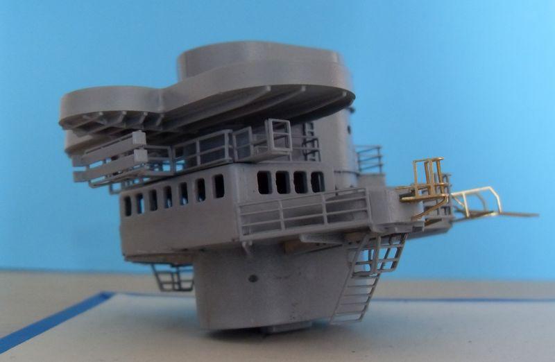 John`s Schlachtschiff Bismarck 1:200 von Amati - Seite 4 Gefech41