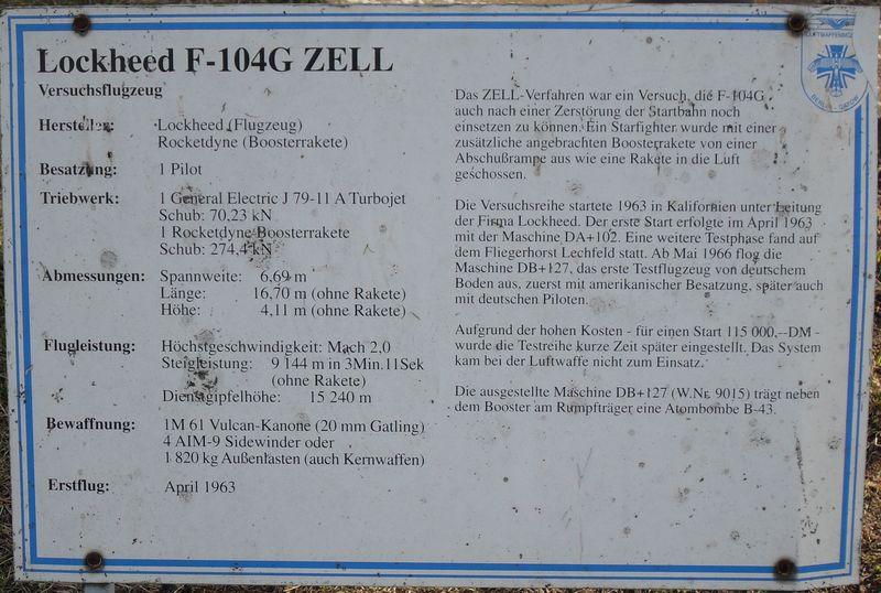Luftwaffenmuseum Berlin Gatow Lockhe10
