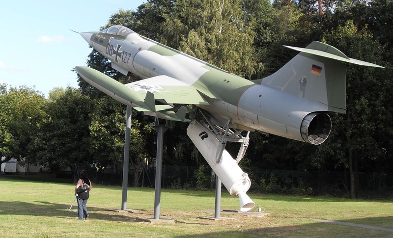 Luftwaffenmuseum Berlin Gatow Lockhe11