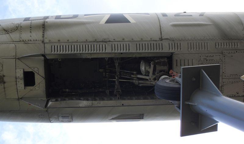 Luftwaffenmuseum Berlin Gatow Lockhe13