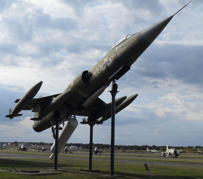Luftwaffenmuseum Berlin Gatow Lockhe15