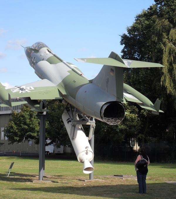 Luftwaffenmuseum Berlin Gatow Lockhe16