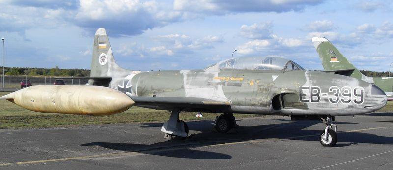 Luftwaffenmuseum Berlin Gatow Lockhe18
