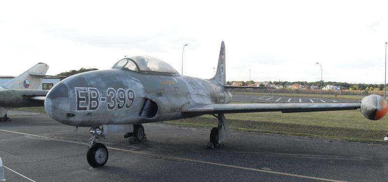 Luftwaffenmuseum Berlin Gatow Lockhe19
