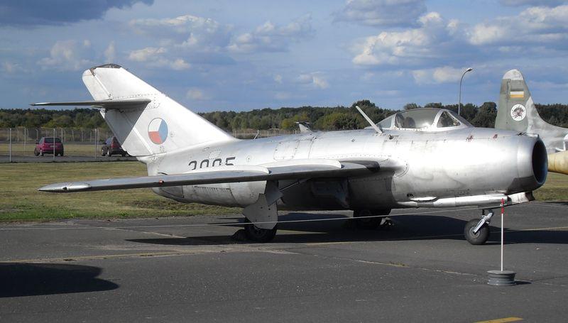 Luftwaffenmuseum Berlin Gatow Mikoja11