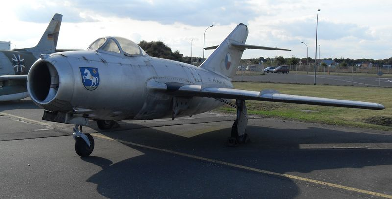 Luftwaffenmuseum Berlin Gatow Mikoja12