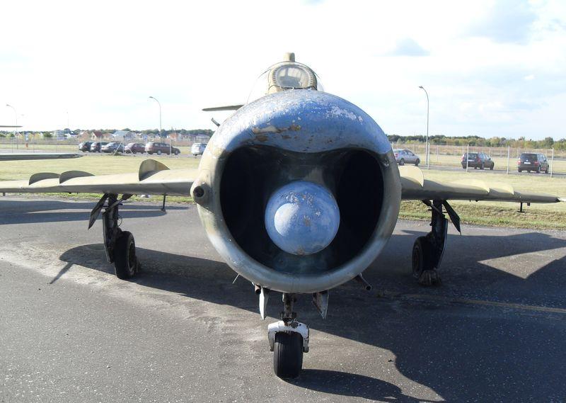 Luftwaffenmuseum Berlin Gatow Mikoja16