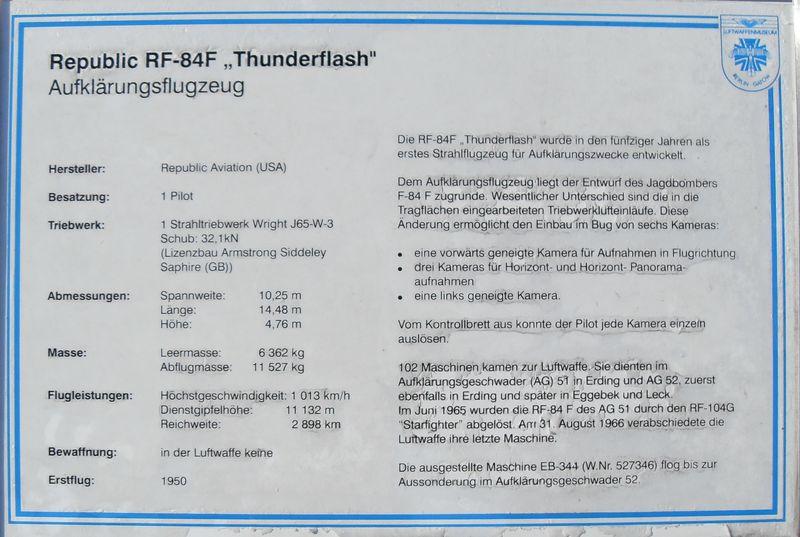 Luftwaffenmuseum Berlin Gatow Rebubl10