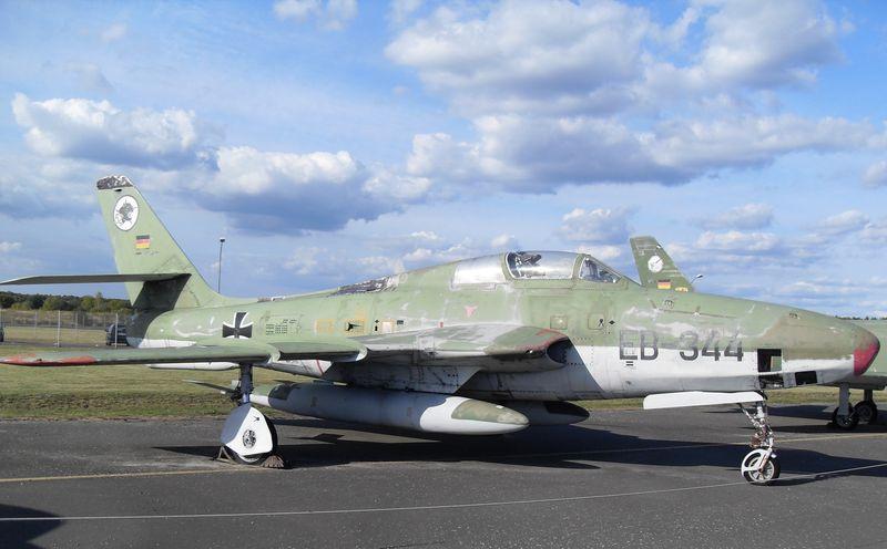 Luftwaffenmuseum Berlin Gatow Rebubl11